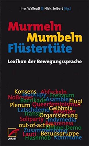 Murmeln, mumbeln, Flüstertüte   –   Buchrezension